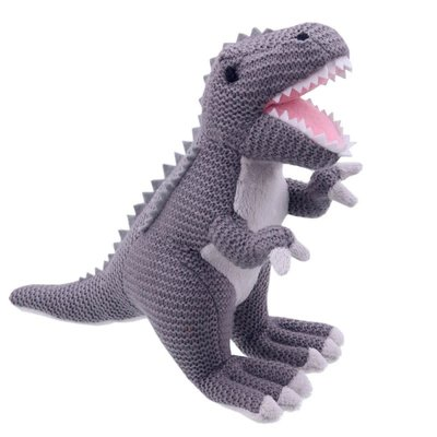 Wilberry Knitted Wilberry Knitted - T-Rex Dinosaur