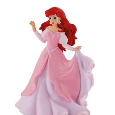 Bullyland Bullyland - Ariel in Pink Dress - The Little Mermaid