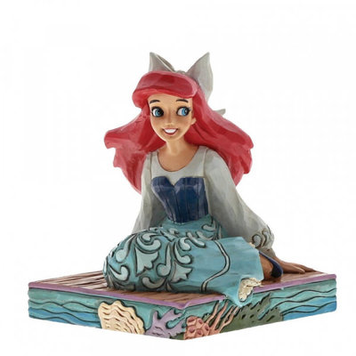 Disney Traditions Disney - Ariel - Be Bold Figurine
