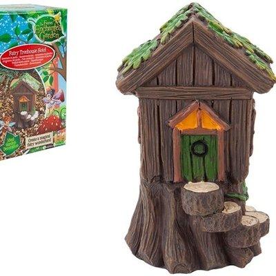 The Fairies Enchanted Garden Secret Fairy Garden Treehouse Hotel