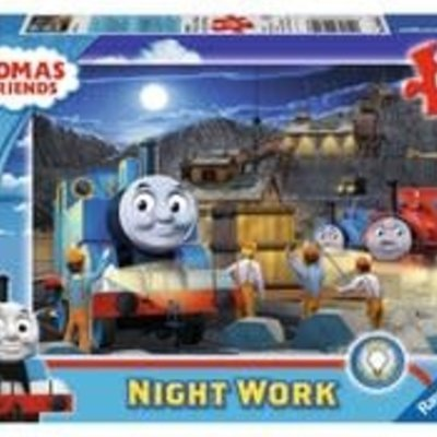 Thomas & Friends Thomas & Friends - Night Work Puzzle 60 pcs
