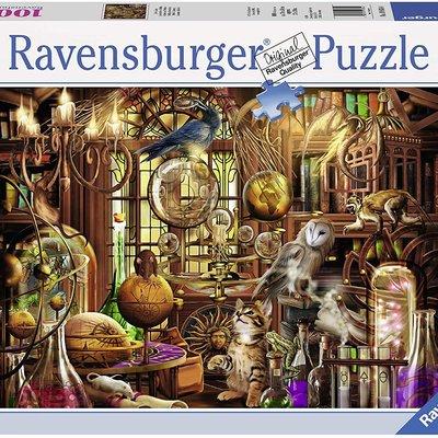 Ravensburger The Magicians Study Puzzle 1000pcs