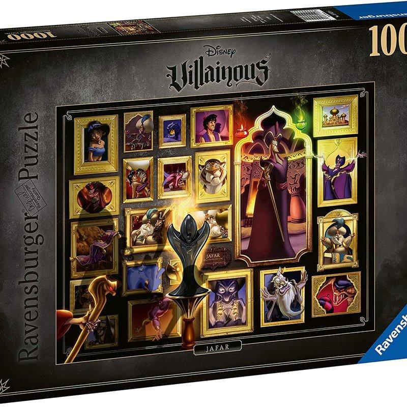 Disney Villainous Disney Villainous - Jafar Puzzle 1000pcs Jigsaw