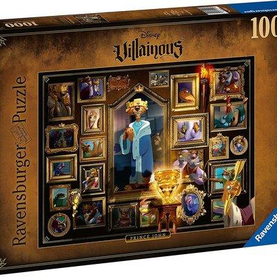 Disney Villainous Disney Villainous - Prince John Puzzle 1000pcs Jigsaw