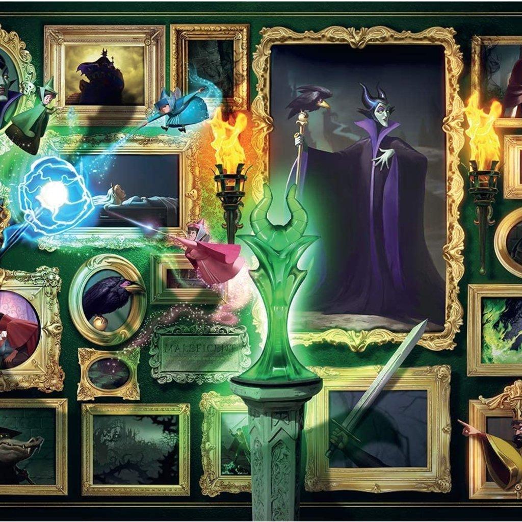 Disney Villainous Disney Villainous - Maleficent Puzzle 1000pcs Jigsaw