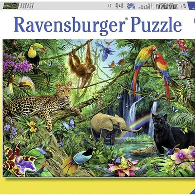Ravensburger Animals in the Jungle Puzzle XXL 200pcs