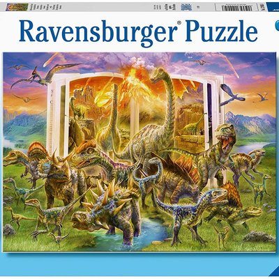 Ravensburger Dino Dictionary Puzzle XXL 300pcs