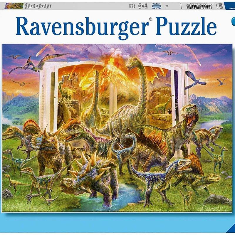 Ravensburger Dino Dictionary Puzzle XXL 300pcs