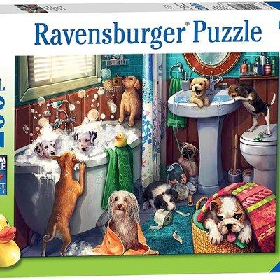Ravensburger Tub Time Puzzle XXL 200pcs