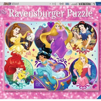 Disney Disney Princess Puzzle XXL 100pcs