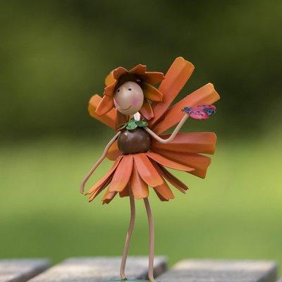 Fairy Kingdom Flower Kingdom - Grace Gerbera Flower Fairy (Mini)