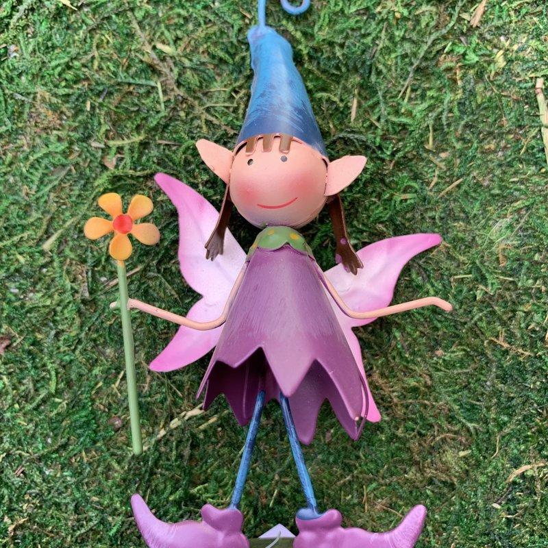 Pixie World Pixie World - Pixie Petal Garden Helper with Flower (Mini)
