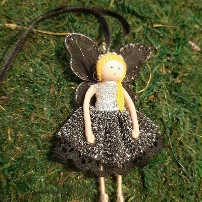 Fairy Goodies Wishing Fairies - Black