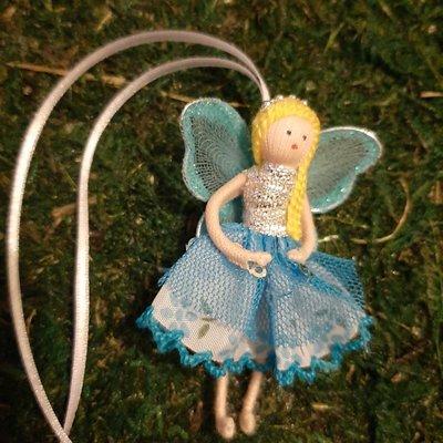 Fairy Goodies Wishing Fairies - Blue