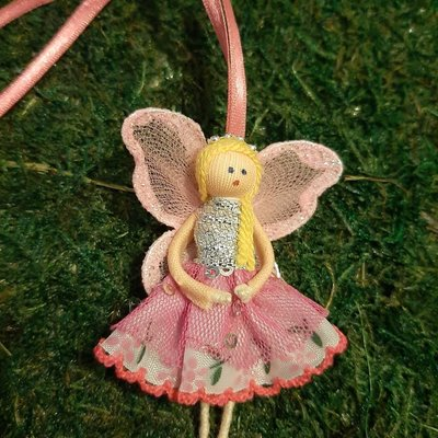 Fairy Goodies Wishing Fairies - Pink