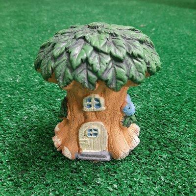 The Fairies Enchanted Garden Secret Fairy Garden - Mini Garden House - Tree