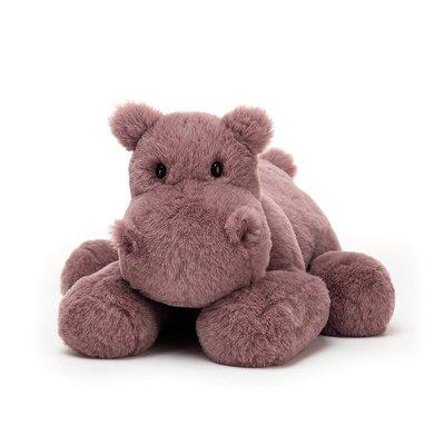 Jellycat - Super Softies Jellycat - Huggady Hippo - Medium