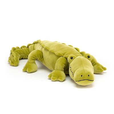 Jellycat - Colourful & Quirky Jellycat - Zigzag Croc