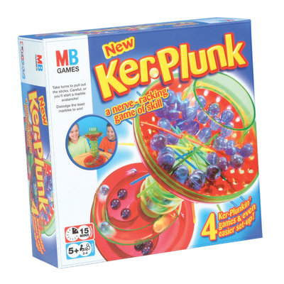 MB Games Kerplunk