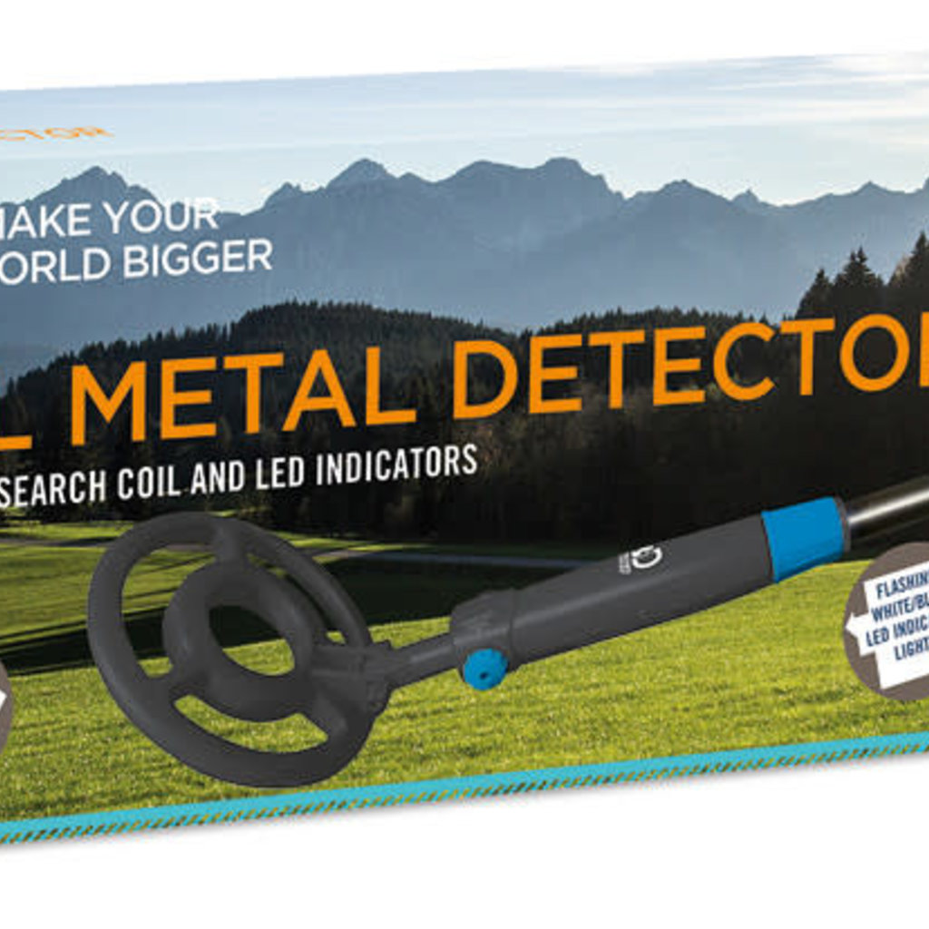 Discovery Discovery - Digital Metal Detector