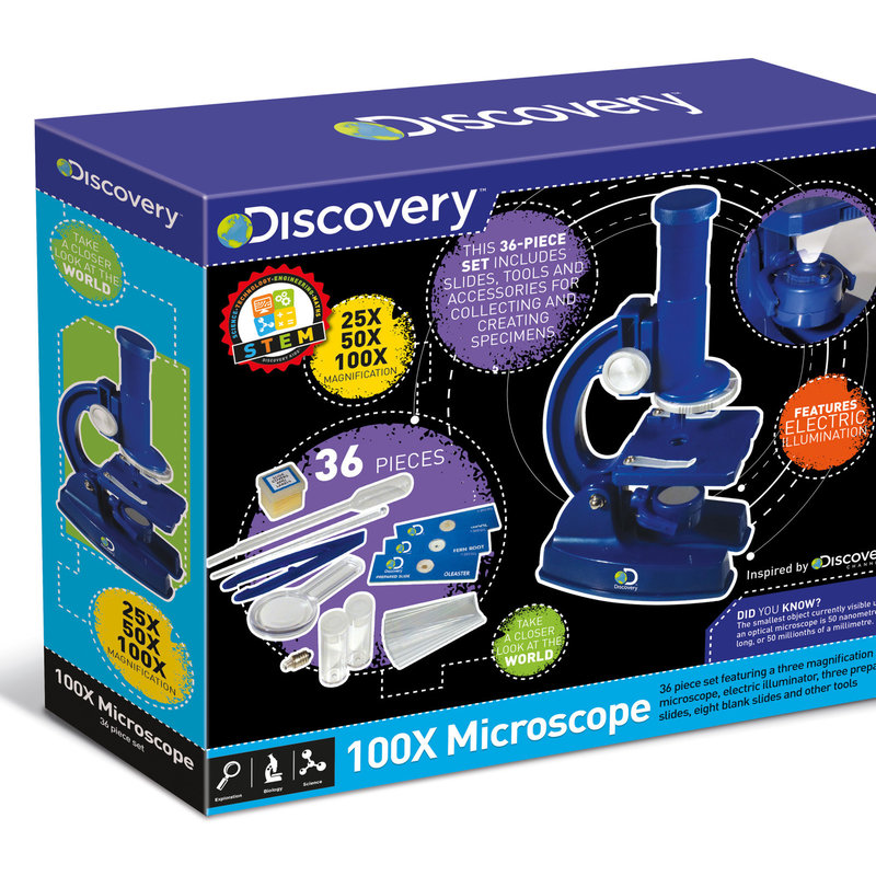 Discovery Discovery 100X Mircoscope
