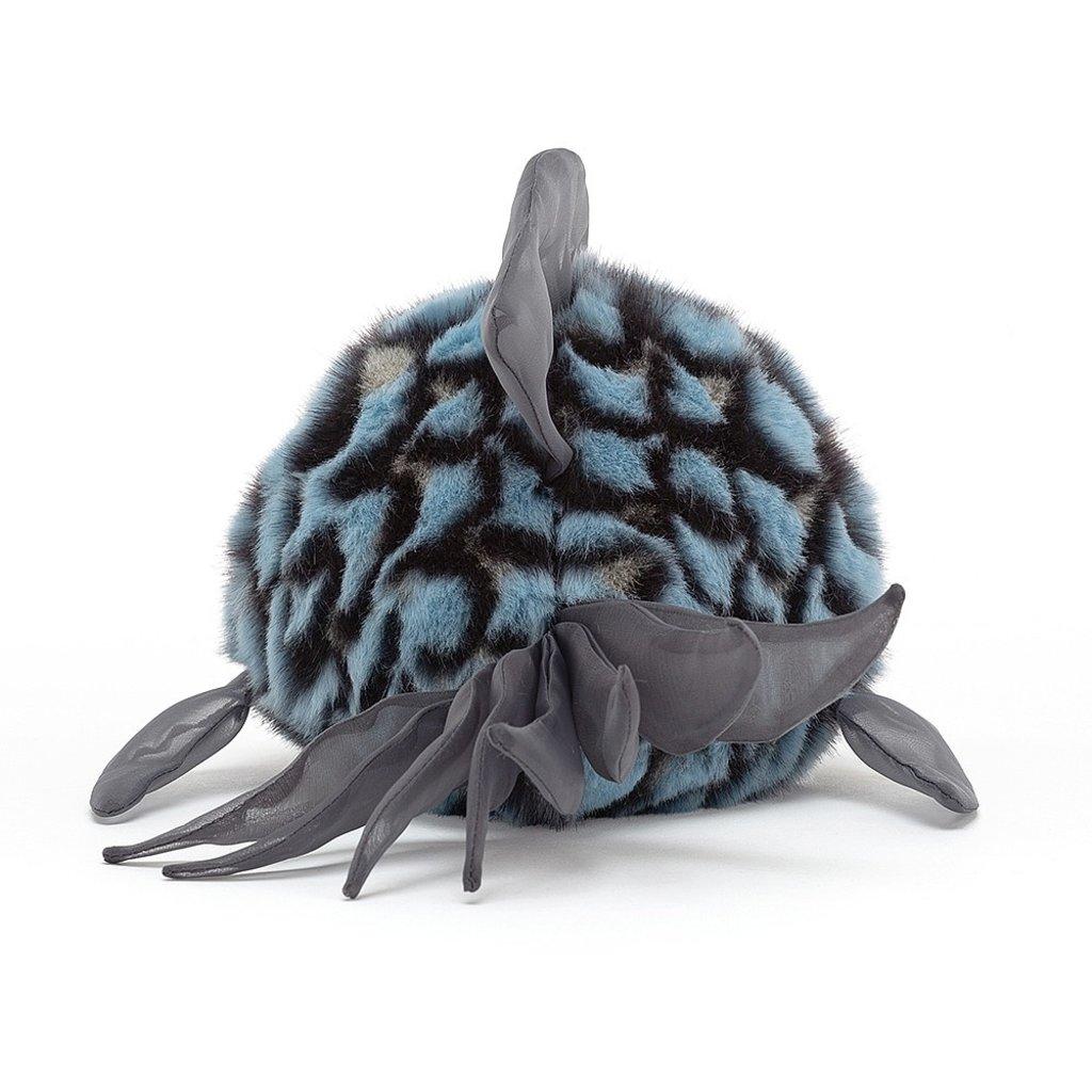 Jellycat - Colourful & Quirky Jellycat - Grumpy Fish - Blue