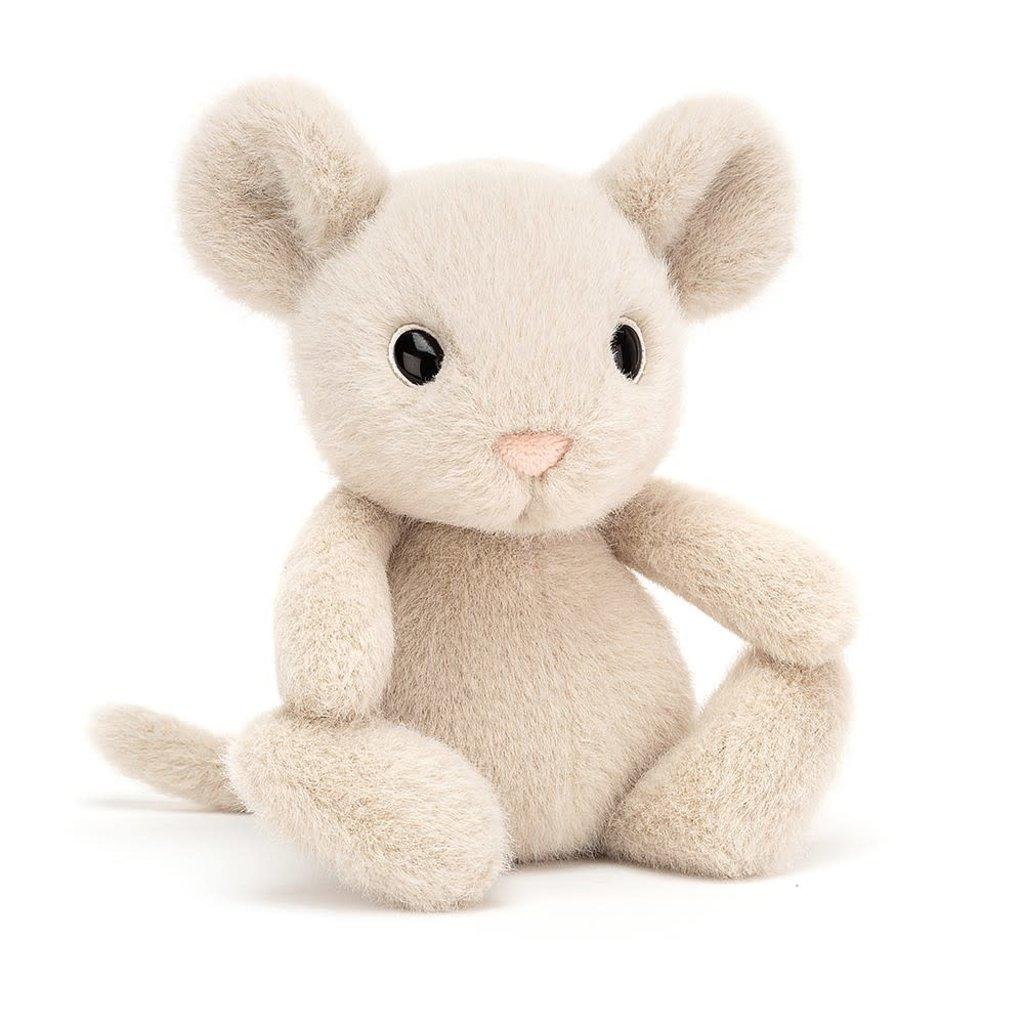Jellycat - Little Legs Jellycat - Fuzzle Mouse