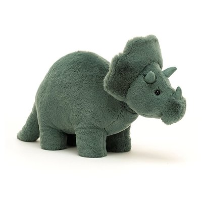 Jellycat - Little Legs Jellycat - Fossilly Triceratops