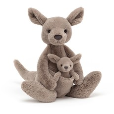 Jellycat - Beautifully Scrumptious Jellycat - Kara Kangaroo
