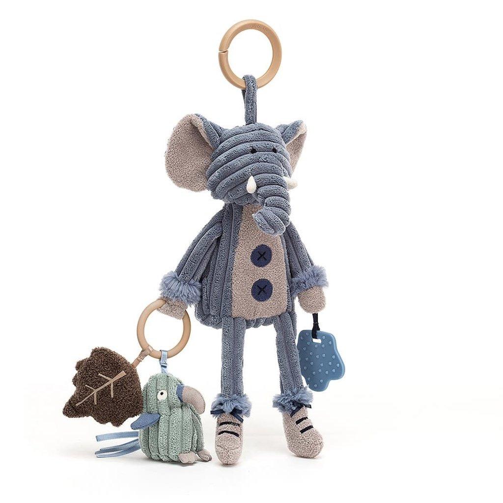 Jellycat - Activity Toy Jellycat - Cordy Roy Elephant Activity Toy