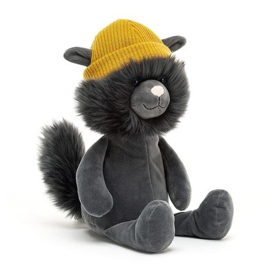 Jellycat - Dressed to Impress Jellycat - Rap Cat