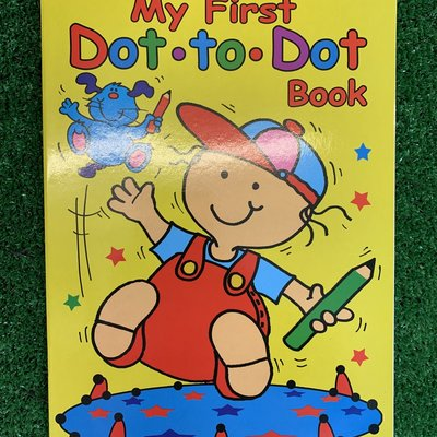 My First Dot to Dot Book