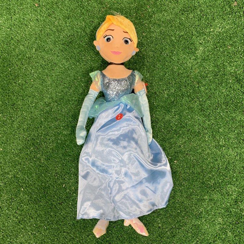 Ty - Sparkle Disney's Princess Cinderella with Sound - Med