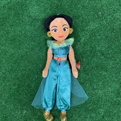 Ty - Sparkle Disney's Princess Jasmine with Sound - Med