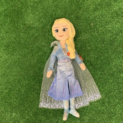 Ty - Sparkle Disney's Princess Elsa with Sound - Med
