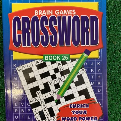 A5 Crossword