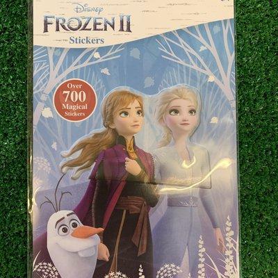 Disney Frozen II Stickers - 700+