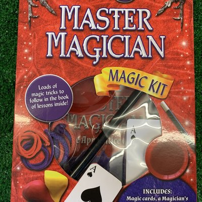 Master Magician Magic Kit