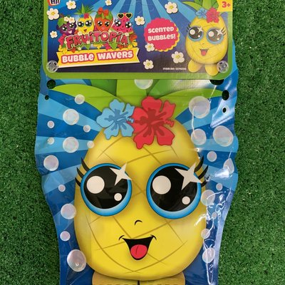 Hti Fruitopia Scented Bubble Wavers - Pineapple