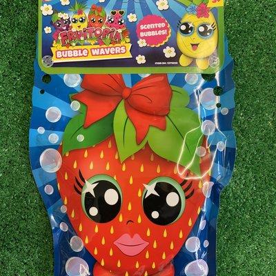 Hti Fruitopia Scented Bubble Wavers - Strawberry