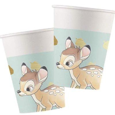 Disney Disney's Bambi Cutie - 8 Paper Cups