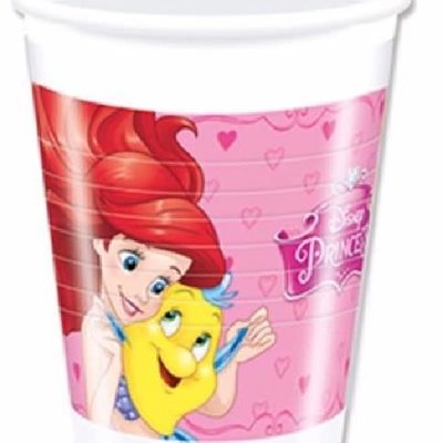 Disney Disney's Princess - 8 Plastic Cups