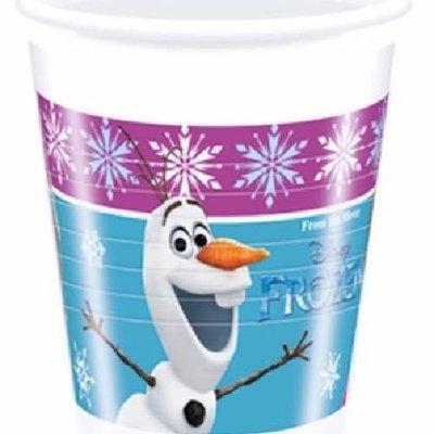 Disney Disney's Frozen - 8 Plastic Cups