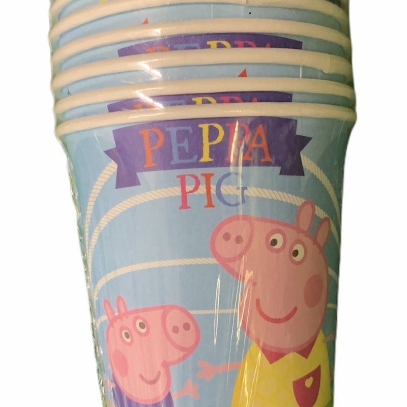 Peppa Pig Peppa Pig - 8 Paper Cups
