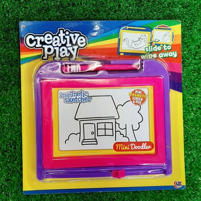 Hti Creative Play Magnetic Sketcher
