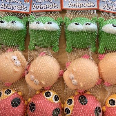 AtoZ My Squirting Bath Time Animals