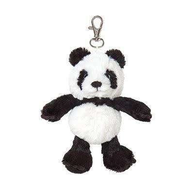 All Creatures Bag Charm Panda Keyring - Kimi