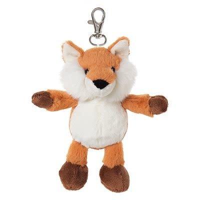 All Creatures Bag Charm Fox Keyring - Jasper