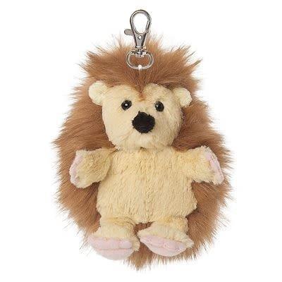 All Creatures Bag Charm Hedgehog Keyring - April
