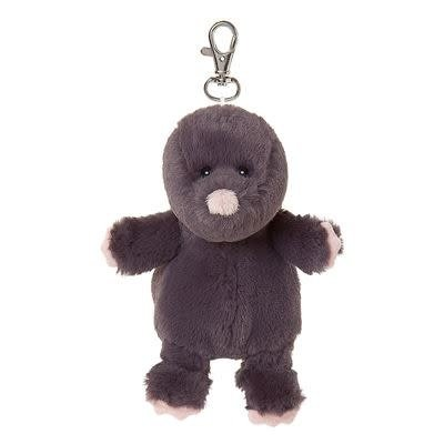 All Creatures Bag Charm Mole Keyring - Florence